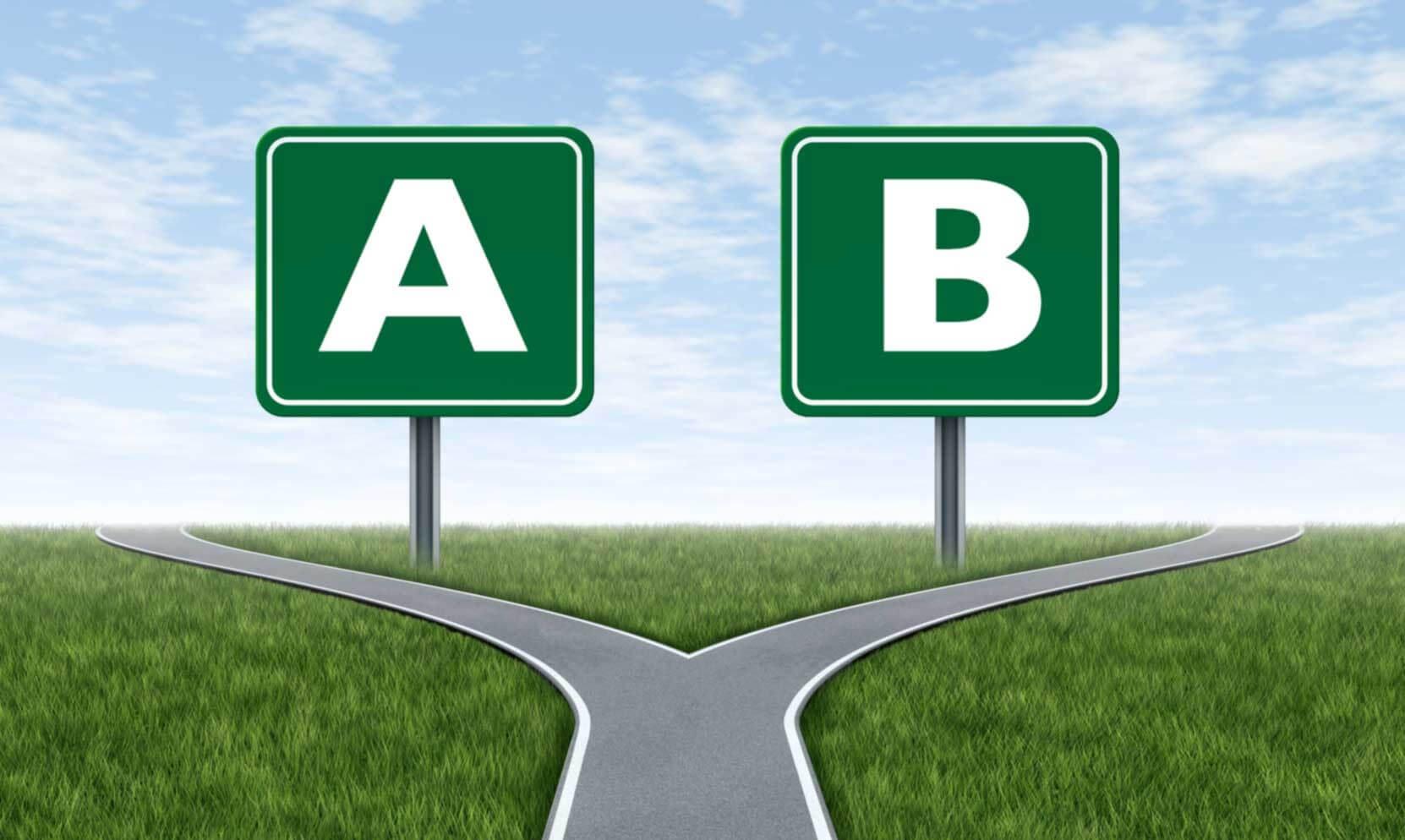 a/b testing là gì a/b testing như thế nào