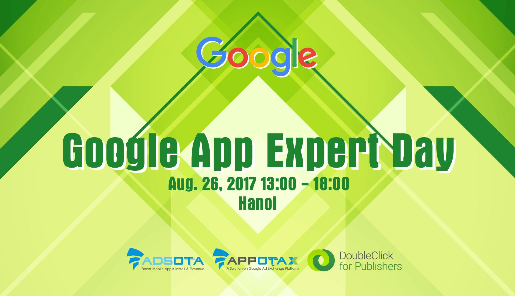 Google app expert day