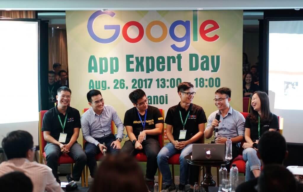google app expert day hà nội