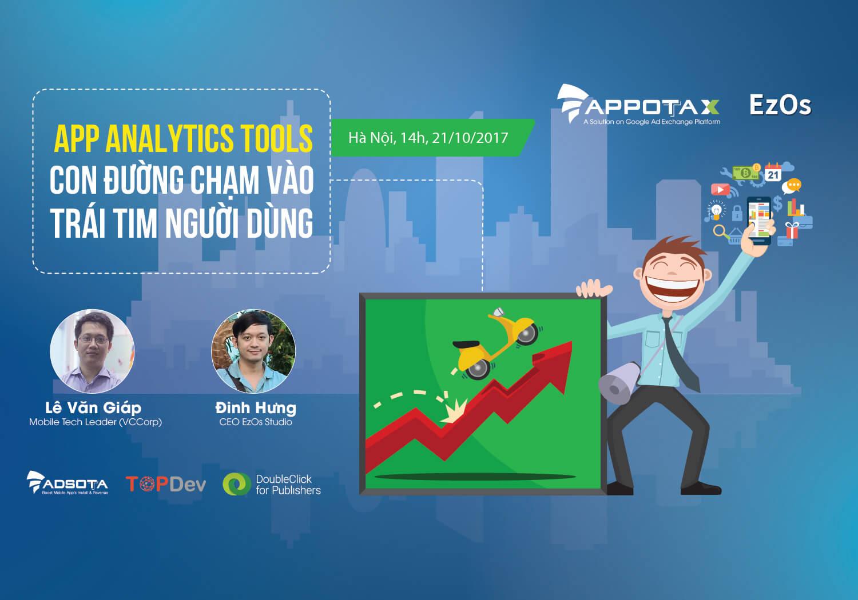 Workshop 5. App Analytics Tools