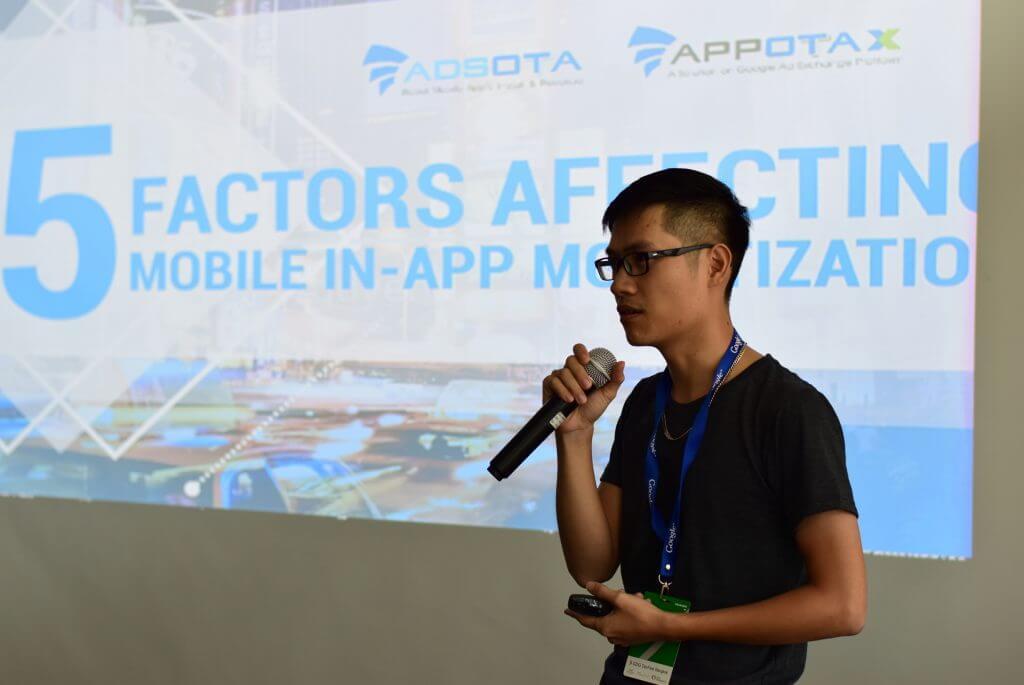 appotaX adsota google developer group gdg devfest