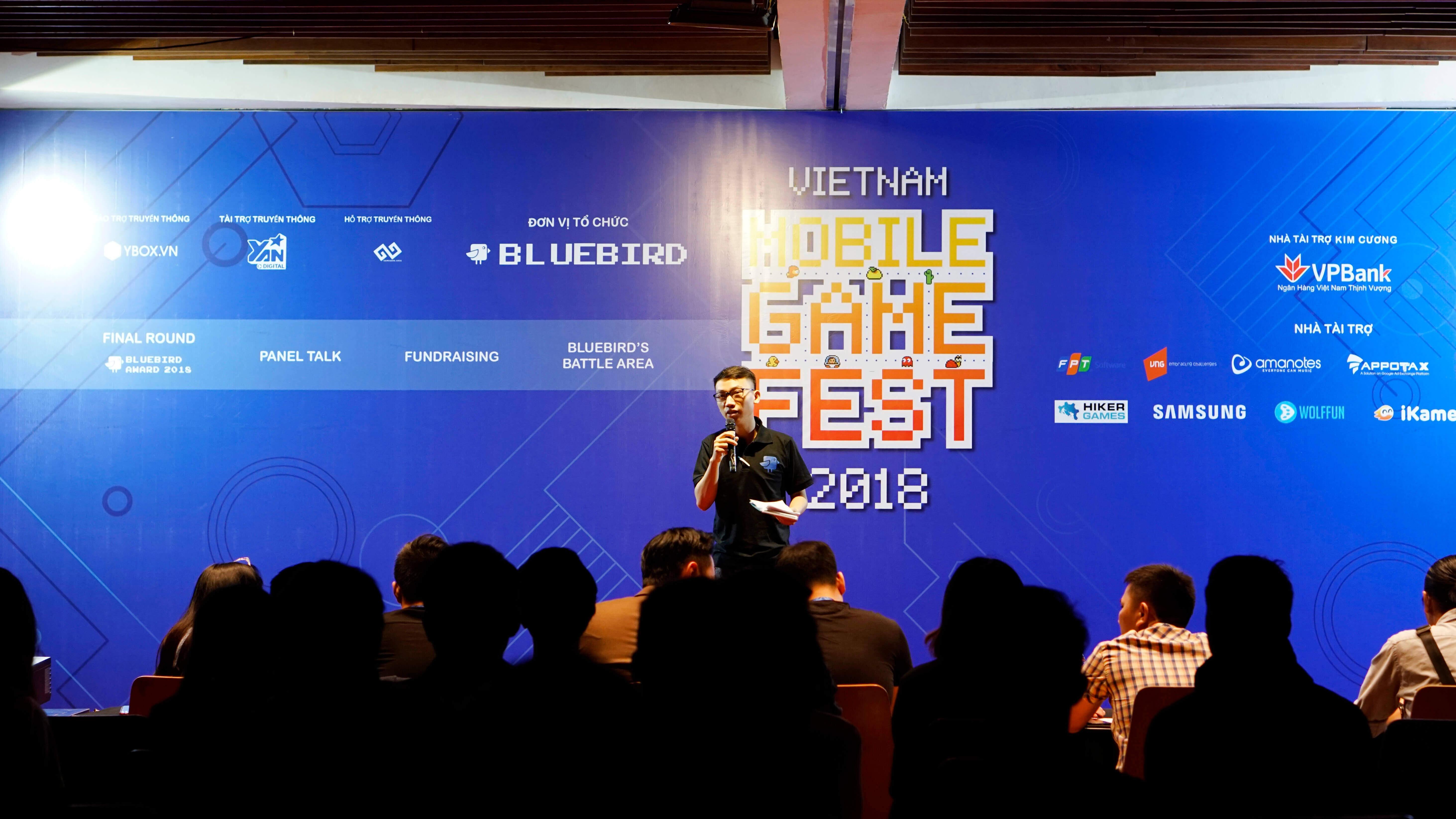 VIETNAM MOBILE GAME FEST 2018.2