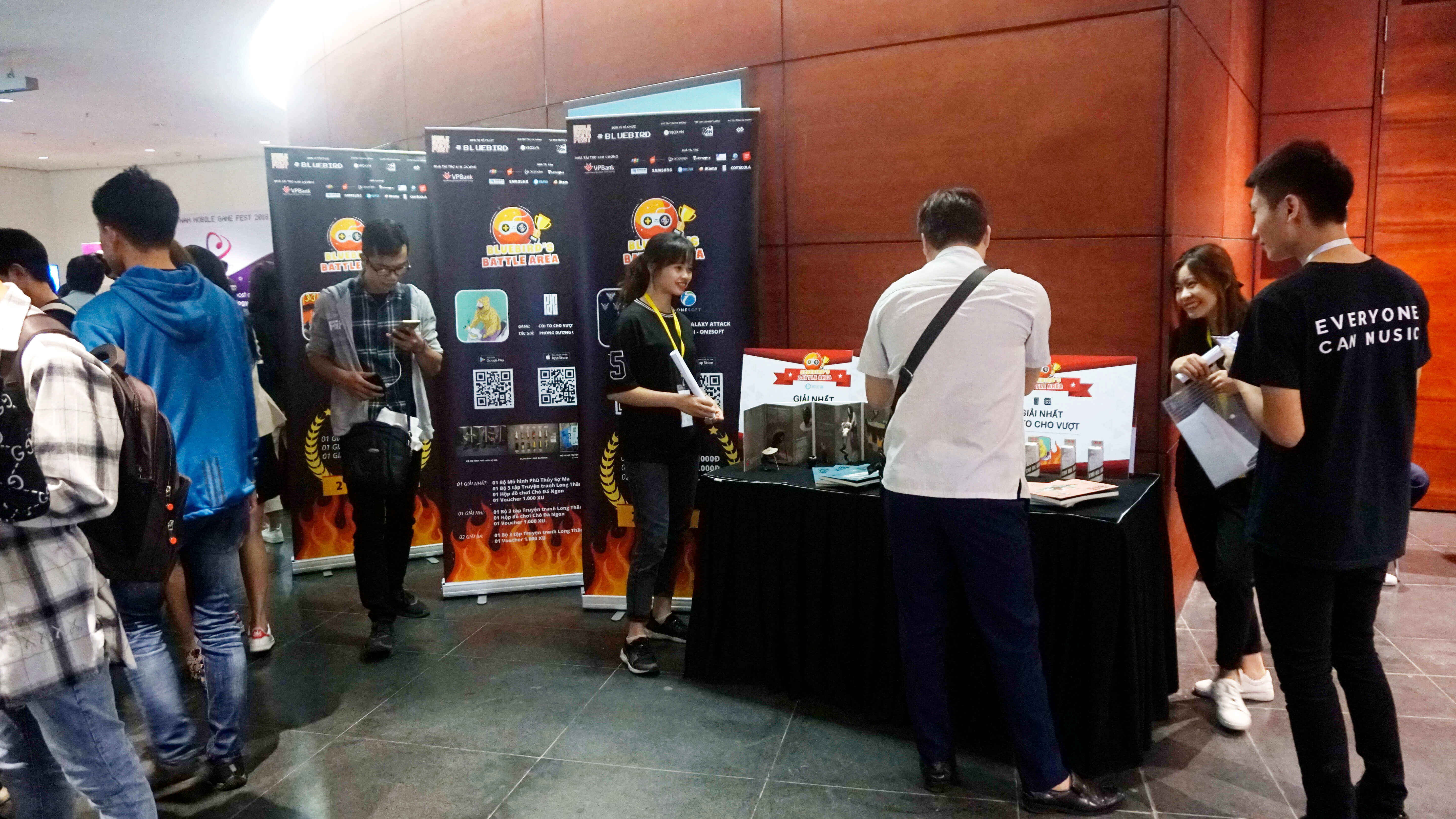 VIETNAM MOBILE GAME FEST 2018.4