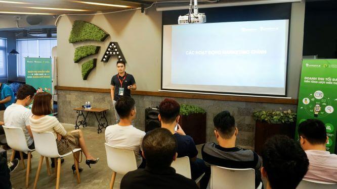 AppotaX, Trần Thơ, Sonat Game Studio, marketing cho game app, quảng cáo game app ứng dụng