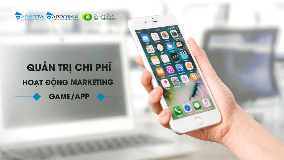 appotax chi phí app maretking gia tăng người dùng