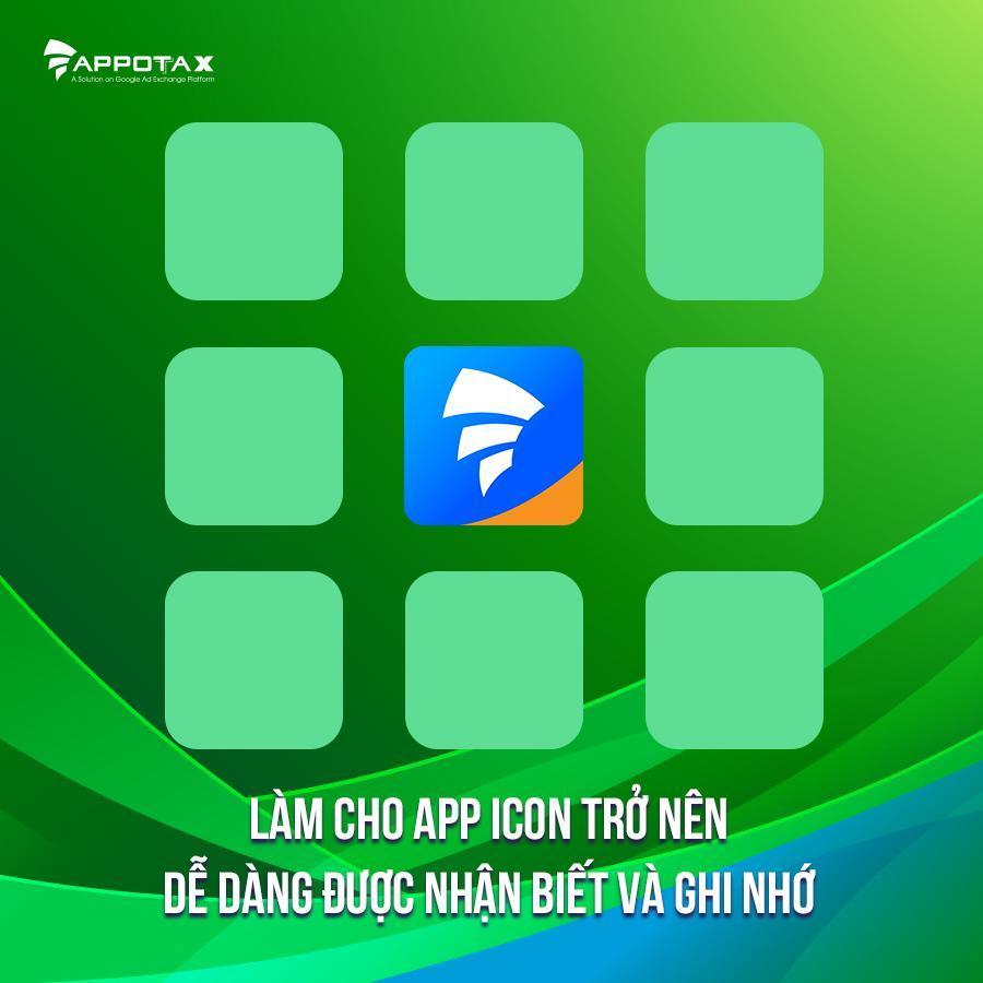 5 Bí quyết giúp cho thiết kế app icon trở nên tối ưu hơn.1