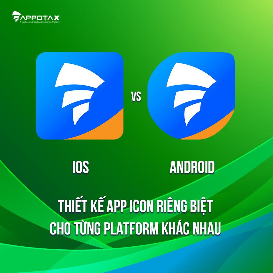 5 Bí quyết giúp cho thiết kế app icon trở nên tối ưu hơn.4