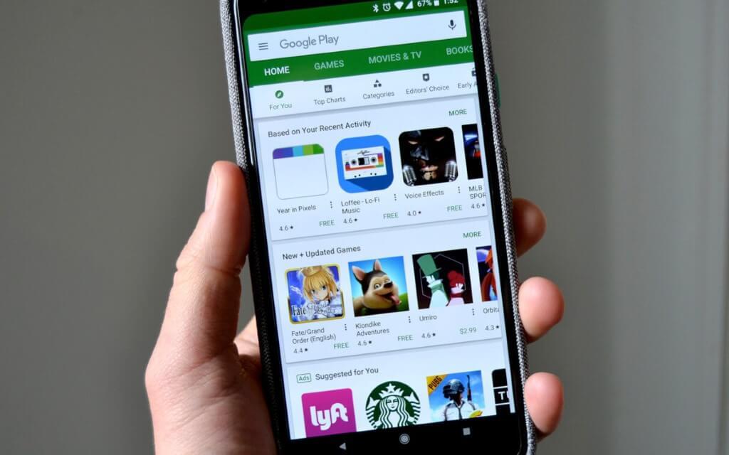 Google thắt chặt chính sách về ứng dụng đăng tải lên trên Play Store.3