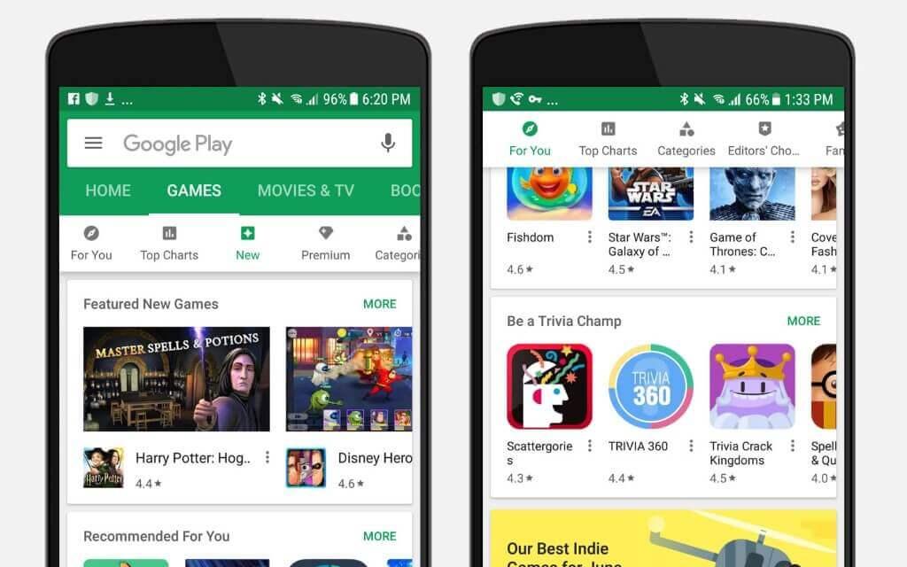 Google thắt chặt chính sách về ứng dụng đăng tải lên trên Play Store.2