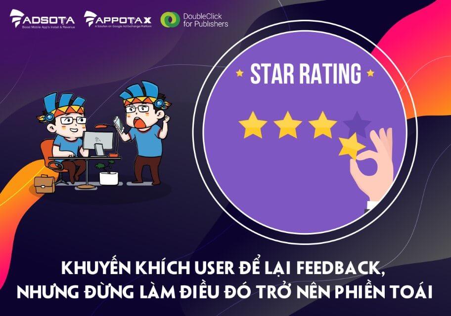 """5 """"chiêu hack"""" bạn có thể áp dụng ngay lập tức cho việc cải thiện app rating.2"""